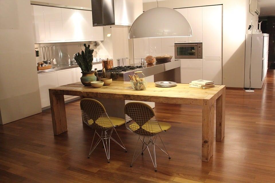 Cucine moderne con isola centrale casina mia - Cucina moderna con isola ...